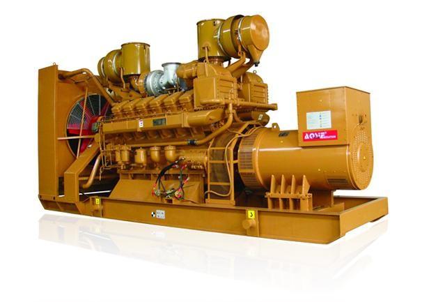 济宁济柴190kw系列柴油发电机组