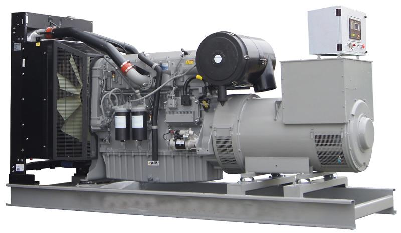 济宁帕金斯系列柴油发电机组